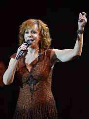 Reba McEntire will perform at the Ohio State Fair at 7 p.m. July 26.