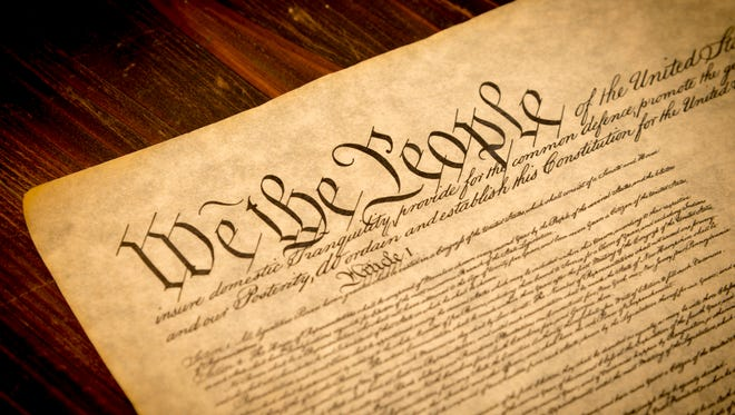 Do we live by the Constitution or not?