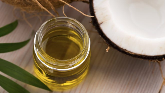 Coconut and coconut oil can be used in a healthy diet.