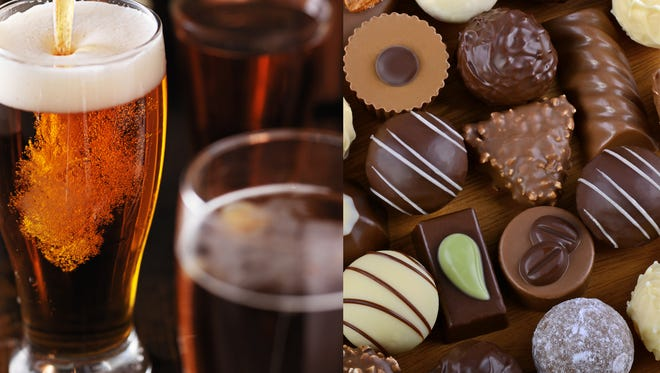 Artisinful is a festival that celebrates chocolate and beer and the artisans who craft both.