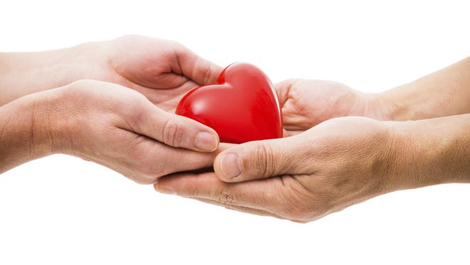 Donation saves and heals lives. If you register as a donor, be sure to let your family know your wishes.