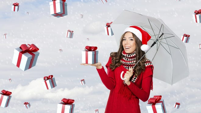 """~Our free """"Go Jersey Shore"""" app will lead you to the hottest spots for local shopping  this holiday season."""
