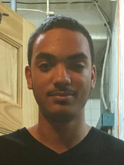James Whittaker, a student at Renaissance High School
