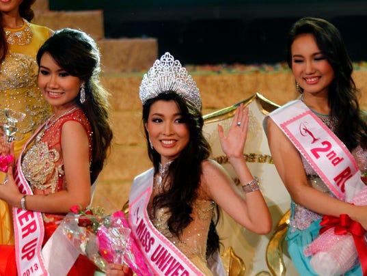 myanmar  contestants