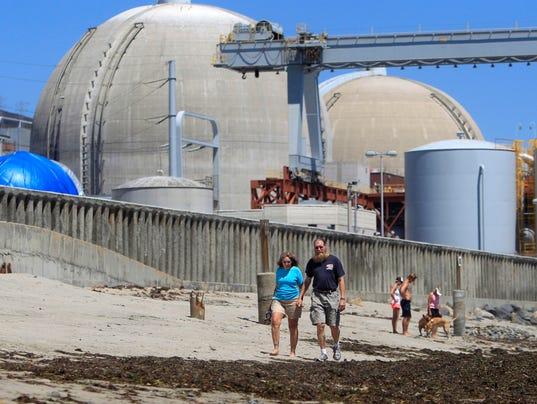 AP  Nuclear Plant Closing