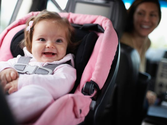Chandler Fire Department To Hold Car Seat Clinics