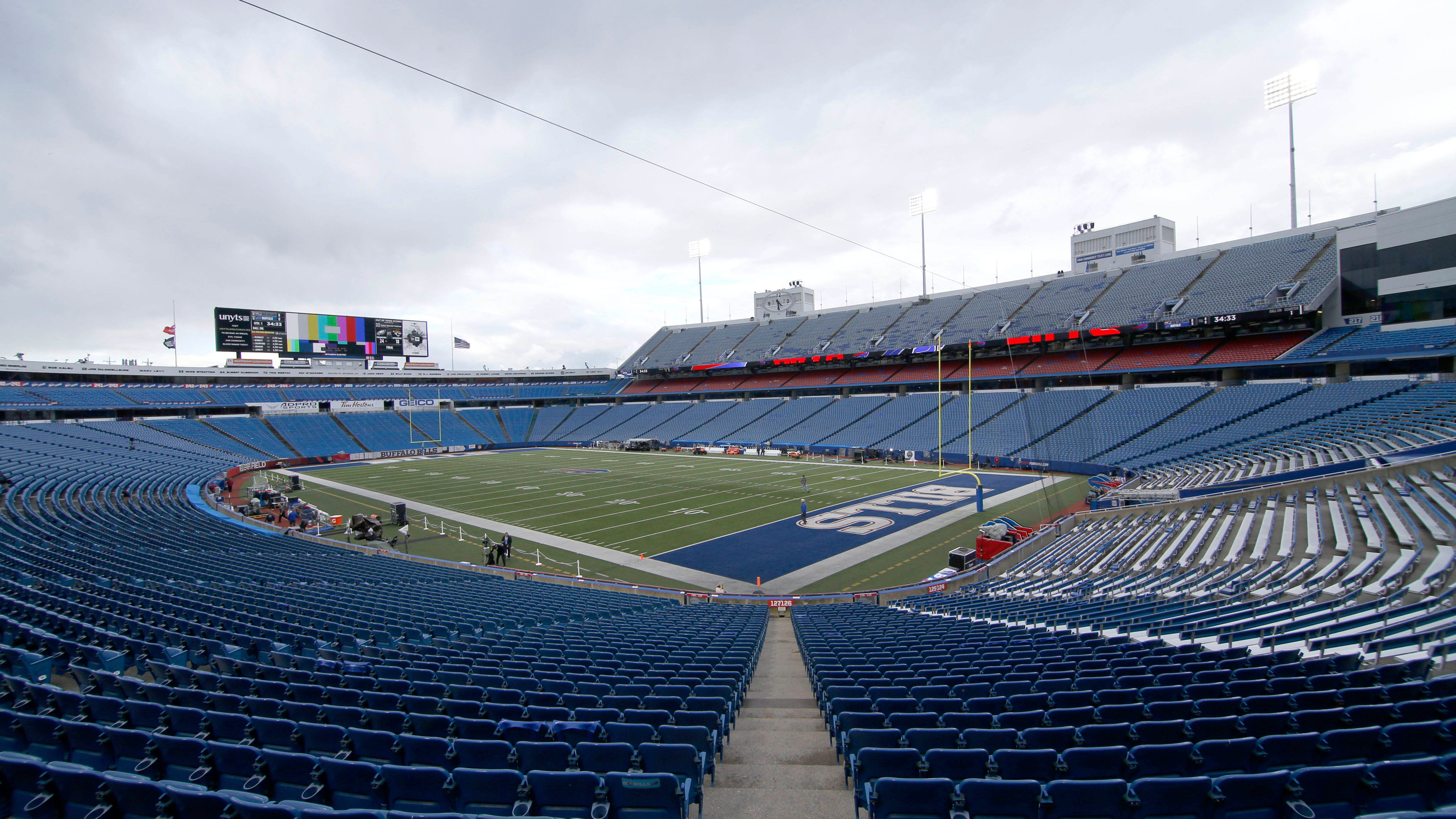 New Era Ends Agreement With Buffalo Bills For Stadium Name