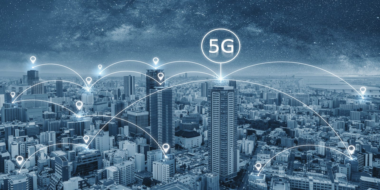 Here's why 5G and coronavirus are not connected
