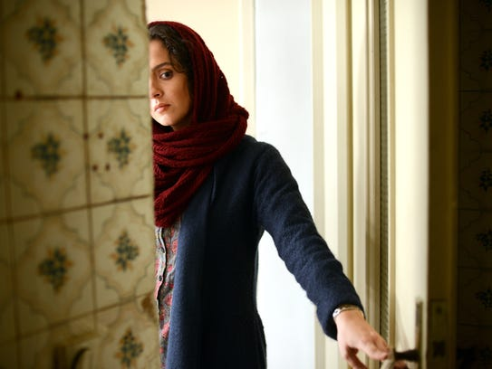 """A scene from """"The Salesman."""""""