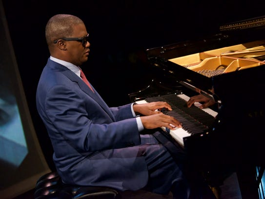 Jazz pianist Marcus Roberts composed original songs