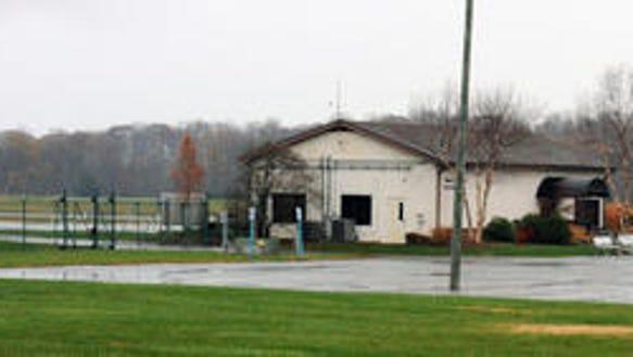 Dover civil air terminal