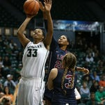 Virgin Valley graduate Connie Morris helped Hawaii reach the NCAA women's basketball tournament this season for the first time since 1998.