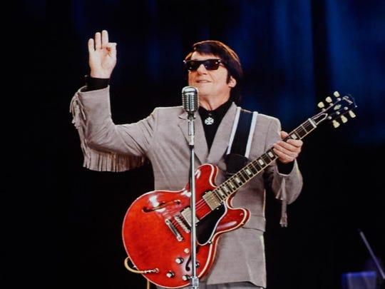 A hologram of Roy Orbison will entertain at the Fox Theatre on Saturday.