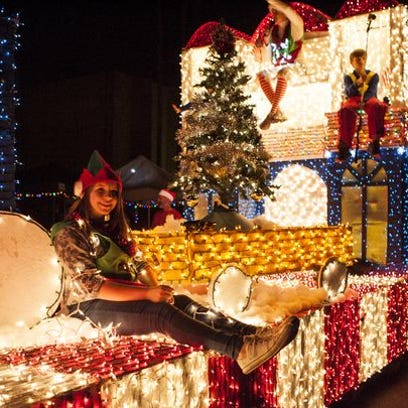 Over 50 floats participated in last year's APS Phoenix