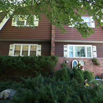 110, left, and 112 Lonergan Dr., Suffern  Aug. 29,