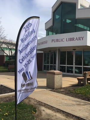 The Old Bridge Public Library is celebrating the 25th anniversary of the central branch building with a wide array of programs, concerts and special events during the month of May.