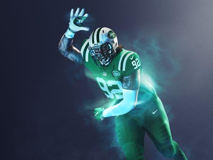 Nike S Nfl Color Rush Uniforms
