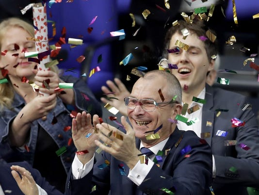 AP GERMANY GAY MARRIAGE I DEU
