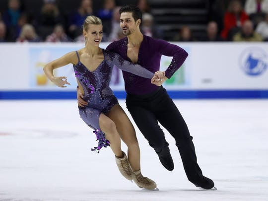 Madison Hubbell and Zachary Donohue are a good bet