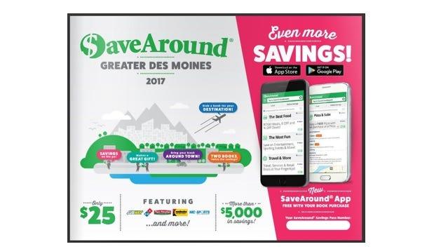 iowa coupon book