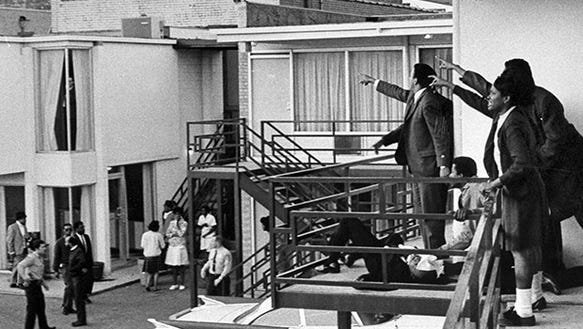 This Week In Civil Rights History Mlk Assassinated