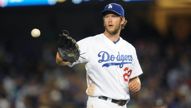 Clayton Kershaw was on pace to set a major league record for strikeout-to-walk ratio.