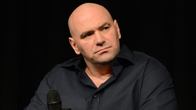 Dana White will remain the UFC's president.