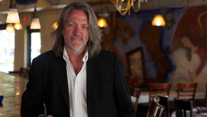 Peter Kasperski, of Cowboy Ciao and Kazimierz World Wine Bar in Old Town Scottsdale.