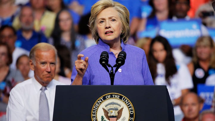 Clinton seizes on Trump 'regrets' in new video