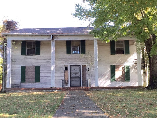 In 2015, the Tennessee Preservation Trust placed Smyrna's