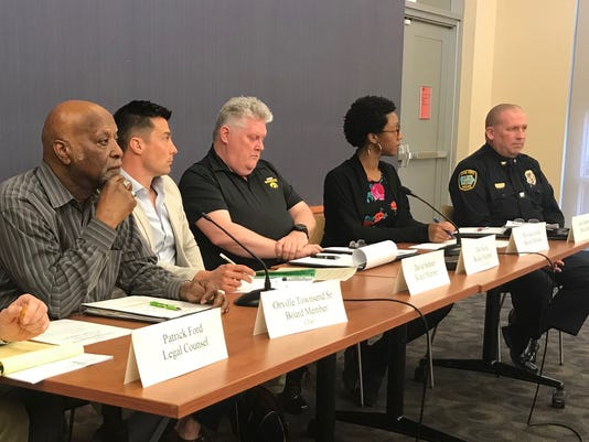 Community Police Review Board