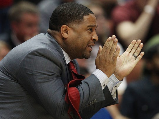 Arizona assistant coack Book Richardson pleads for