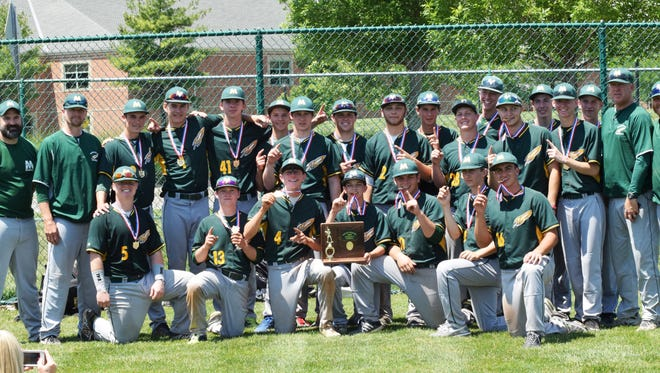 The McNicholas Rockets are the 2015 District Champions. May 23.