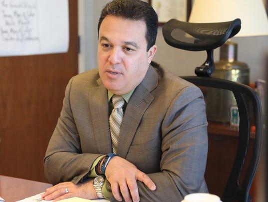 Yonkers Superintendent Quezada