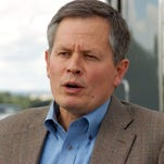 U.S. Sen. Steve Daines voted in favor Thursday of a ban to permanently bar state and local governments from taxing access to the Internet.