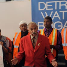 Clean water may be necessary but it is not, as some, including Rep. John Conyers, have argued, a human right.