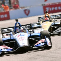 Early reviews of 2018 Indy car: These things are a handful