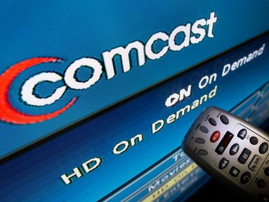 AP Comcast  set-top box
