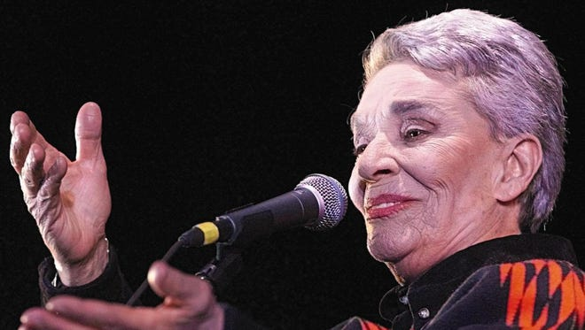 """Singer Chavela Vargas is the subject of a film being screened during Heartland Film's """"Cultural Journey: Mexico"""" event."""