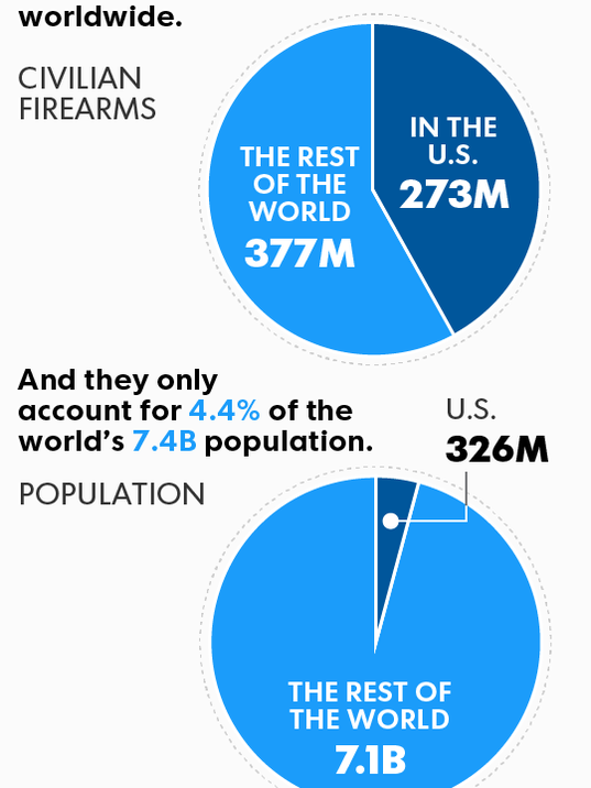 the debate over gun ownership The bitter debate over gun laws jan 7, 2014  the condemnation of him by the gun manufacturers and their lobbyists, and the reaction of the lunatic fringe of gun owners, including death.