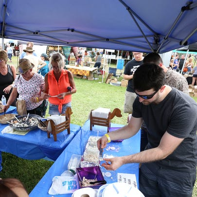 The Finger Lakes Cheese Festival brought more than