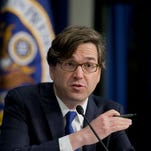 Council of Economic Advisers Chairman Jason Furman, shown in January, released a report showing the benefits of Medicaid expansion.
