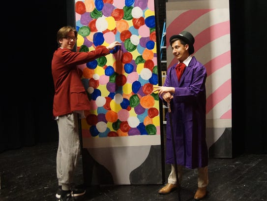 """St. Lawrence Seminary will perform """"Willy Wonka and"""