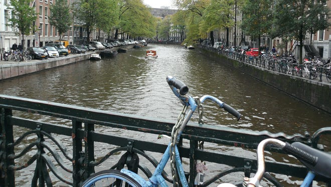 Amsterdam canals are UNESCO World Heritage sites.