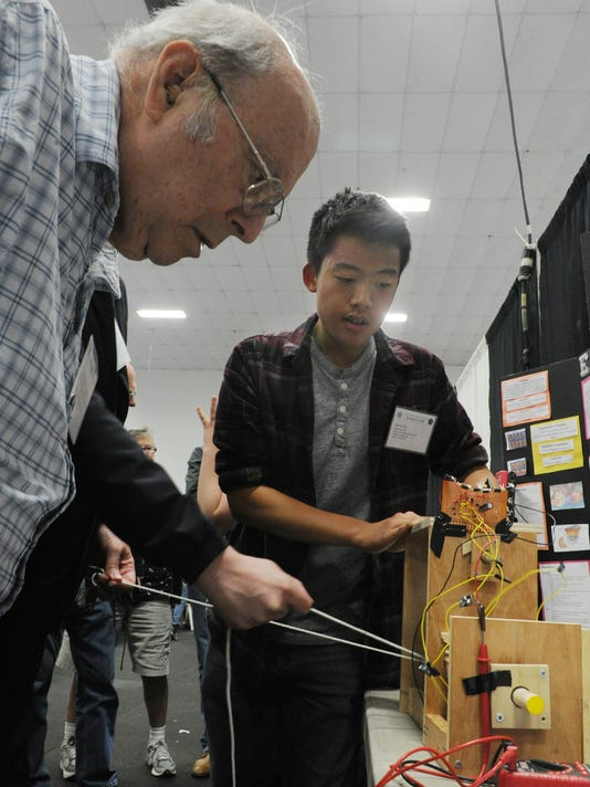 Ventura County Science Fair 1
