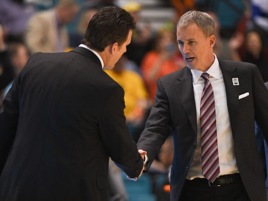 Steve Alford's UCLA team lost three times to Andy Enfield's