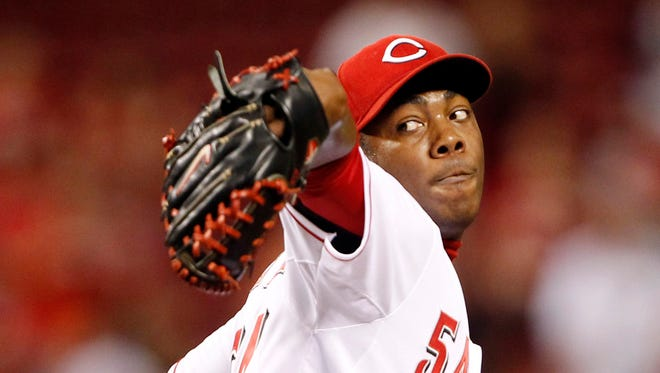 Aroldis Chapman has saved 107 games over the last two seasons.