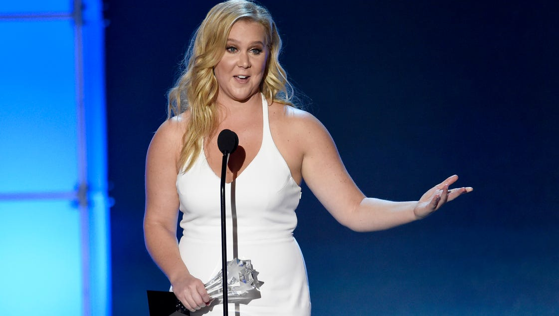 Amy Schumer hits back at Tampa critics after 'monster ...
