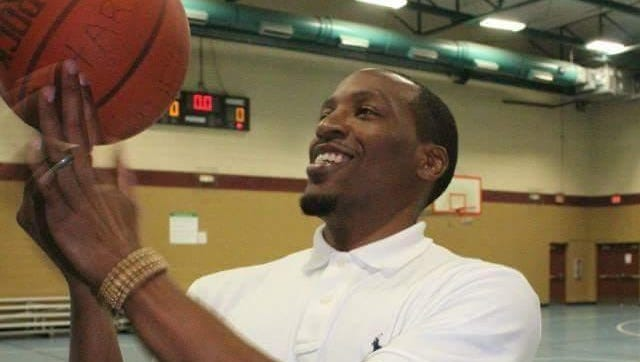 Dwayne Jackson, 32, is a Fort Myers native and runs Hoops on Mission, a basketball training and mentorship program that seeks to inspire young athletes