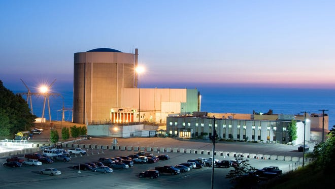 The Palisades Nuclear Power Plant near South Haven will be sold to Holtec International for decommissioning after its closure in 2022, pending approval by federal regulators.